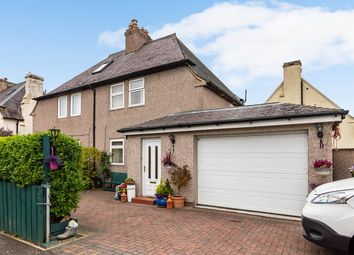 Thumbnail 2 bed semi-detached house for sale in Boswall Square, Boswall, Edinburgh