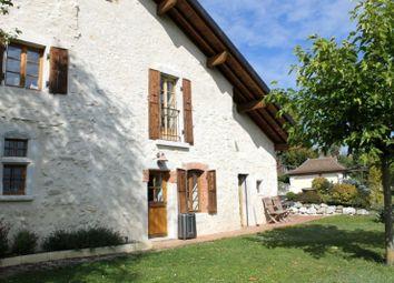 Thumbnail 7 bed property for sale in Rhône-Alpes, Ain, Chatillon En Michaille
