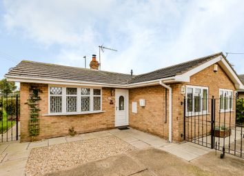 Thumbnail 3 bed detached bungalow for sale in Elizabeth Crescent, Skegness
