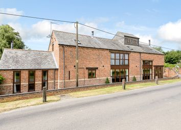 Thumbnail 4 bedroom barn conversion for sale in Clockcase Lane, Clenchwarton, King's Lynn