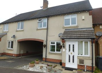 Thumbnail 3 bed semi-detached house for sale in Botolph Green, Orton Longueville, Peterborough