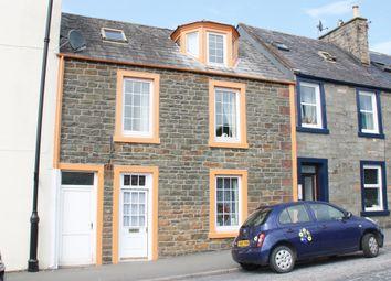 Thumbnail 5 bedroom terraced house for sale in St Cuthbert Street, Kirkcudbright