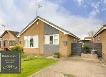 Thumbnail 2 bed detached bungalow for sale in Dorchester Road, Kirkby-In-Ashfield, Nottinghamshire