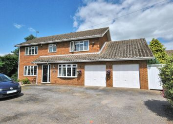 Thumbnail 4 bed detached house for sale in Low Road, South Wootton, King's Lynn