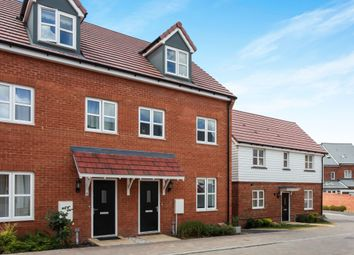 Thumbnail 3 bed semi-detached house for sale in Goldthorpe Avenue, Amesbury, Salisbury