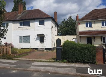Thumbnail 3 bed end terrace house for sale in 35 Queen Street, Moxley, Wednesbury