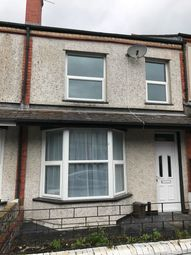 Thumbnail 3 bed terraced house to rent in Orme Road, Bangor