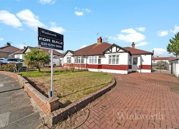 Thumbnail 2 bedroom semi-detached bungalow for sale in Tudor Close, London