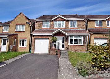 Thumbnail 4 bed detached house for sale in Acorn Close, Miskin, Pontyclun, Rhondda, Cynon, Taff.