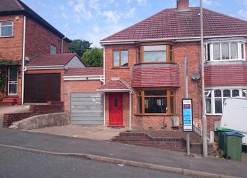 Thumbnail 3 bedroom semi-detached house to rent in Tower Road, Oldbury