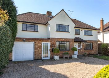 Thumbnail 3 bed detached house for sale in Forest Green Road, Holyport, Maidenhead, Berkshire