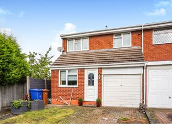 3 bed end terrace house for sale in Eastcote Crescent, Burntwood WS7