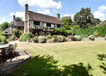 Thumbnail 7 bed detached house for sale in Heathway, Camberley, Surrey