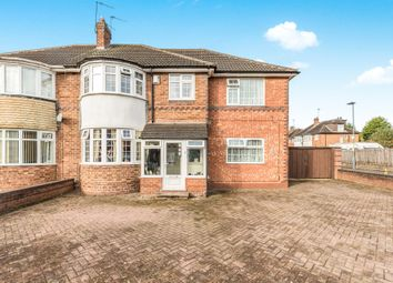 Thumbnail 5 bedroom semi-detached house for sale in Sheldonfield Road, Sheldon, Birmingham