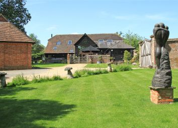 Thumbnail 5 bed barn conversion for sale in Hall Place, Cranleigh, Surrey