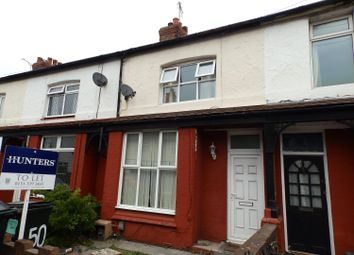 Thumbnail 2 bed terraced house to rent in Enfield Road, Ellesmere Port, Cheshire