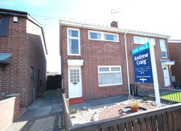3 bed semi-detached house for sale in Bramwell Road, Sunderland SR2