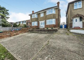 Thumbnail 3 bedroom semi-detached house for sale in Leatherhead Road, Chessington