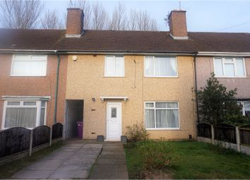 Thumbnail 3 bed terraced house for sale in Thornton Road, Liverpool