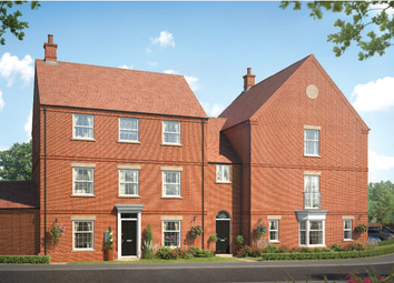 Thumbnail 2 bed flat for sale in Hanwell Apartments, Hanwell View, Southam Road, Banbury