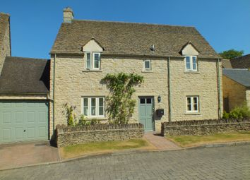 Thumbnail 4 bed link-detached house for sale in Painters Field, Quenington, Cirencester