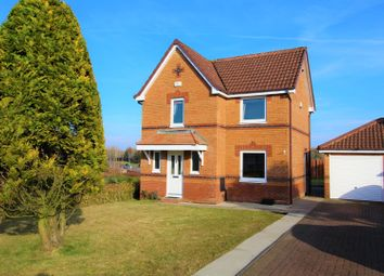 Thumbnail 3 bed detached house for sale in Waukglen Avenue, Glasgow