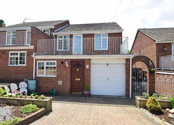 Thumbnail 3 bed semi-detached house for sale in Kemsley Close, Greenhithe, Kent