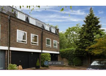 Thumbnail 3 bed terraced house to rent in Albion Mews, London