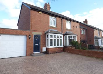 Thumbnail 2 bedroom semi-detached house for sale in East Riggs, Bedlington