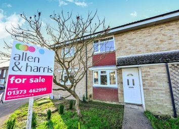 Thumbnail 2 bed terraced house for sale in Farley Close, Frome