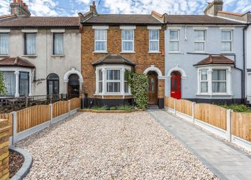 Thumbnail 3 bed terraced house for sale in Ilfracombe Road, Southend-On-Sea
