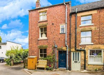 Thumbnail 2 bed town house for sale in 18, St Marys Gate, Wirksworth Matlock, Derbyshire