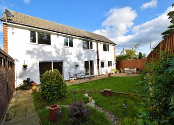 Thumbnail 4 bed detached house for sale in Burton Road, Rossett