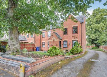 Thumbnail 1 bed maisonette for sale in Beatrice Court, Rangemore Street, Burton-On-Trent