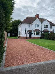 Gainsborough Road, Winthorpe, Newark NG24. 3 bed semi-detached house