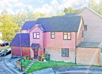 Thumbnail 3 bed detached house for sale in Wilberforce Close, Pease Pottage, Crawley