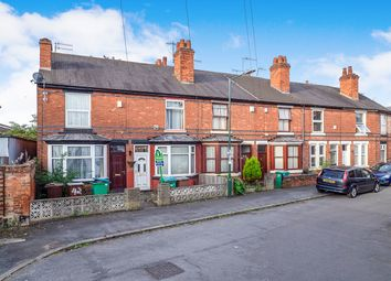 Thumbnail 2 bed terraced house for sale in Cyril Avenue, Nottingham