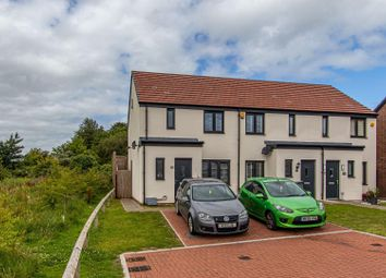 Thumbnail 3 bed end terrace house for sale in Boyce Way, Old St. Mellons, Cardiff