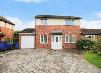 Thumbnail Semi-detached house for sale in Woolmer Close, Birchwood, Warrington