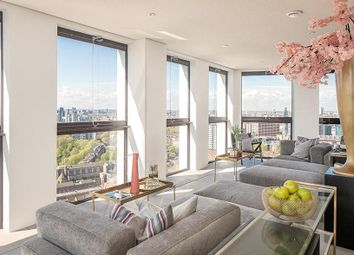 "Thumbnail 2 bedroom flat for sale in ""Conquest Penthouse"" at Blackfriars Road, Southwark, London"