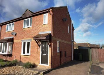 Thumbnail 2 bed semi-detached house to rent in Nene Road, Watlington, King's Lynn