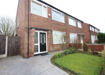 Thumbnail 3 bed semi-detached house for sale in Lindale Avenue, Bury