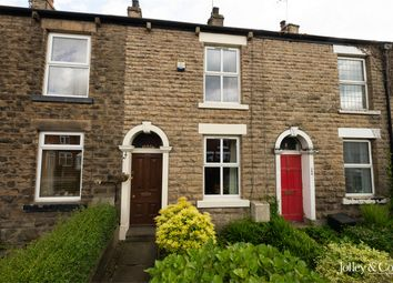 Thumbnail 2 bed terraced house for sale in Buxton Road, Newtown, Disley