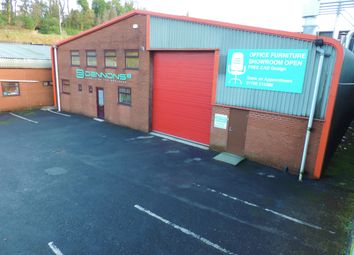 Thumbnail Warehouse to let in Vale Street, Bacup