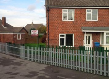 Thumbnail 2 bed flat to rent in Rowena Drive, Thurcroft, Rotherham