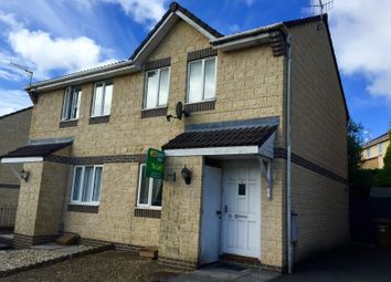 Thumbnail 2 bed property to rent in Ware Road, Castle View, Caerphilly