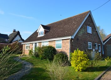 Thumbnail 4 bed detached house for sale in High Street, Stansfield, Sudbury