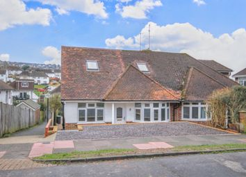 3 bed semi-detached house for sale in Dale Crescent, Brighton BN1