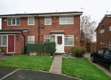 Thumbnail 1 bed terraced house to rent in Clanwood Close, Winstanley, Wigan