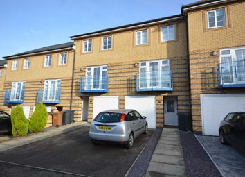 Thumbnail 3 bed terraced house to rent in Newland Gardens, Hertford